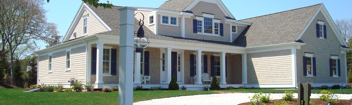residential exterior painting projects completed by Brothers Enterprises, Cape Cod's Expert Painters
